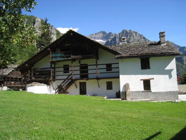 Villa in vendita a Gressoney-la-Trinitè, 6 locali, Trattative riservate | Cambio Casa.it