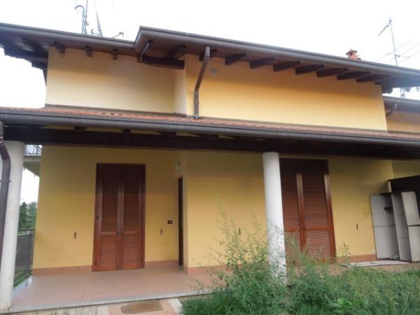 Villa a Schiera in vendita a Cureggio, 4 locali, prezzo € 219.000 | CambioCasa.it