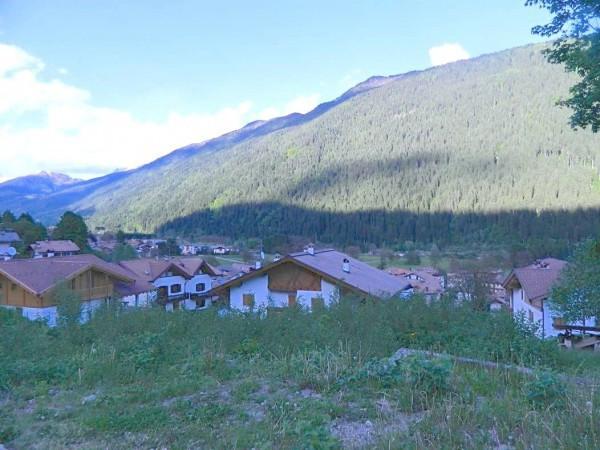 Terreno residenziale in Vendita a Pinzolo Periferia: 1100 mq