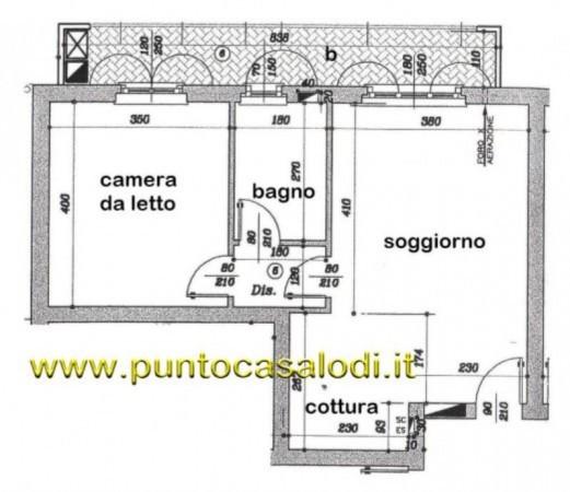 Bilocale Borgo San Giovanni Borgo San Giovanni 2