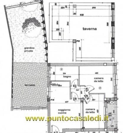 Bilocale Borgo San Giovanni Borgo San Giovanni 4