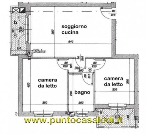 Bilocale Borgo San Giovanni Borgo San Giovanni 8