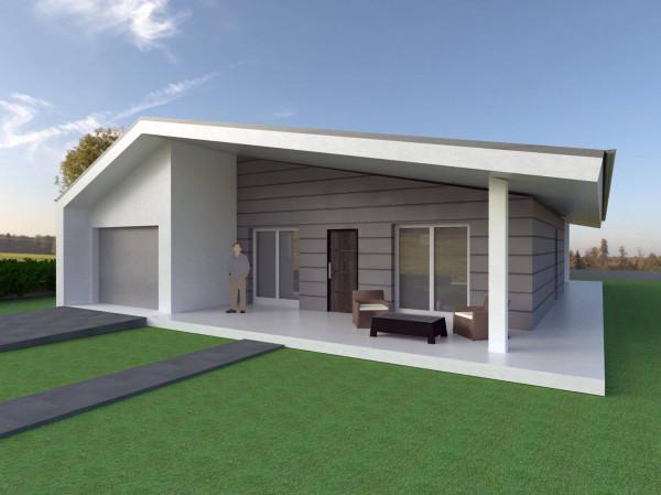 Villa in vendita a Casalpusterlengo, 4 locali, prezzo € 300.000 | Cambio Casa.it