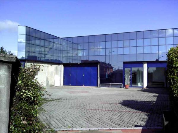 Capannone in vendita a Candelo, 6 locali, prezzo € 345.000 | Cambio Casa.it