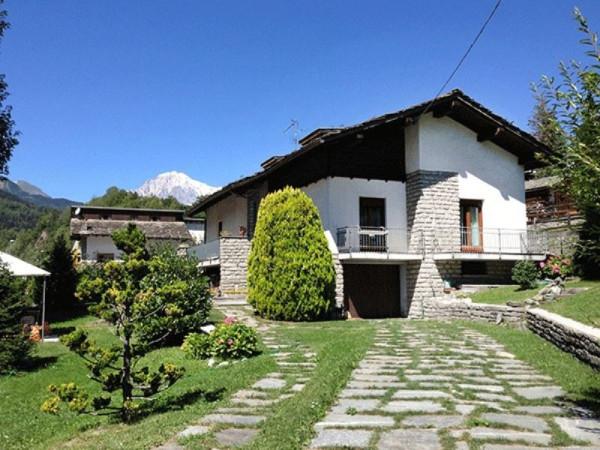 Villa in Vendita a La Salle frazione villaret
