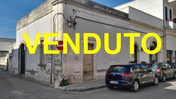 Appartamento in vendita a Veglie, 4 locali, prezzo € 87.000 | Cambio Casa.it