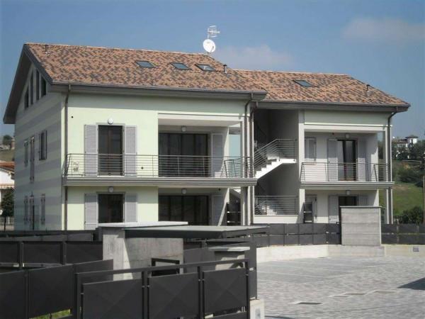 Appartamento in vendita a Nizza Monferrato, 3 locali, prezzo € 116.000 | CambioCasa.it