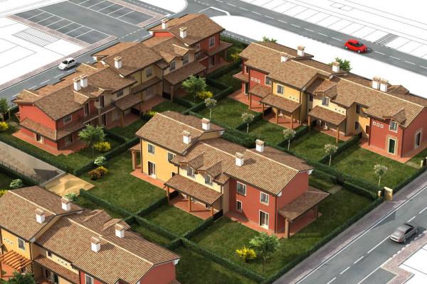 Villa a Schiera in vendita a San Martino Buon Albergo, 4 locali, prezzo € 330.000 | Cambio Casa.it