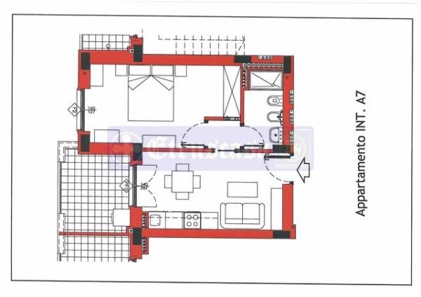 Appartamento in vendita a Tarquinia, 2 locali, prezzo € 97.965 | CambioCasa.it