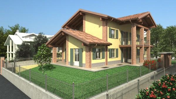 Villa in vendita a Riva Presso Chieri, 6 locali, prezzo € 298.000   Cambio Casa.it