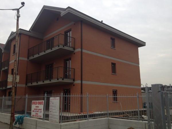 Bilocale Grugliasco Via Marzabotto 3