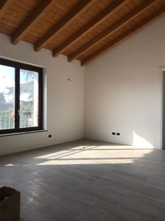Appartamento in Vendita a Rottofreno Centro: 4 locali, 115 mq
