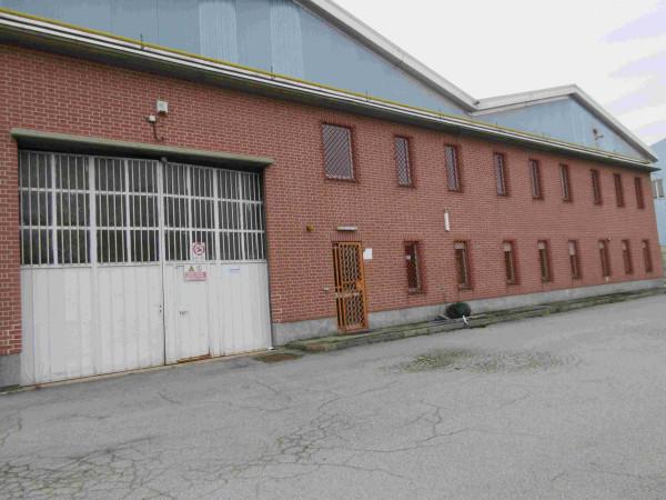 Capannone in affitto a Bruino, 3 locali, Trattative riservate | Cambio Casa.it