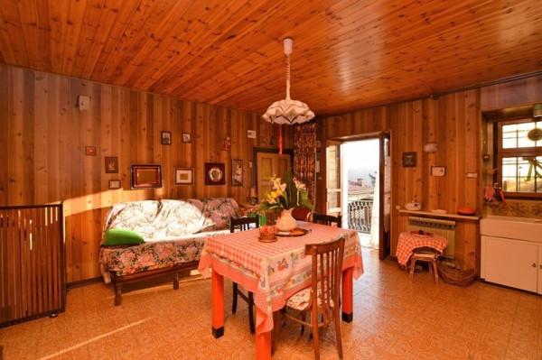 Appartamento in Vendita a Forno Canavese Centro: 2 locali, 60 mq