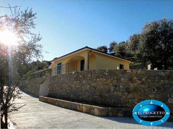 Villa in Vendita a San Remo Semicentro: 4 locali, 200 mq
