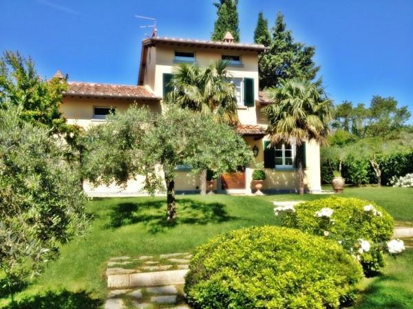Villa in Vendita a Cortona Semicentro: 5 locali, 370 mq