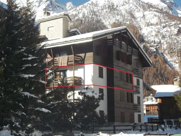 Appartamento in affitto a Gressoney-Saint-Jean, 3 locali, Trattative riservate | Cambio Casa.it
