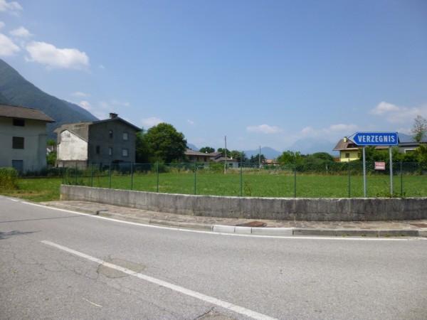 Terreno edificabile in vendita a Villa Santina (UD)