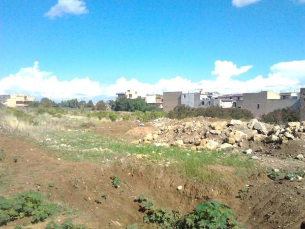 Terreno Edificabile Residenziale in Vendita a Casteldaccia
