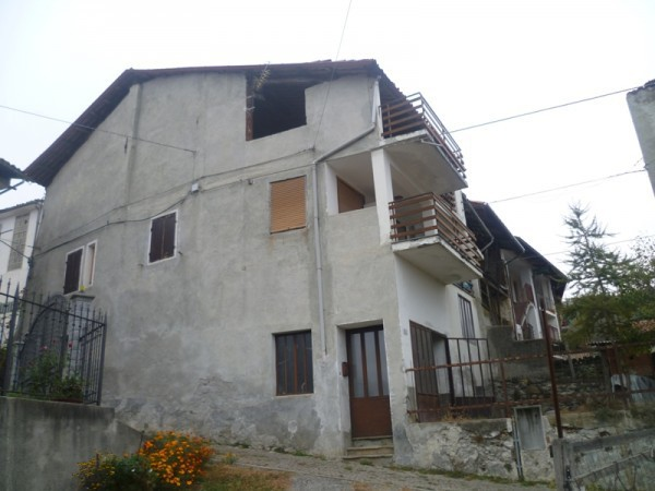 Casa indipendente in Vendita a Lugnacco Periferia: 5 locali, 90 mq