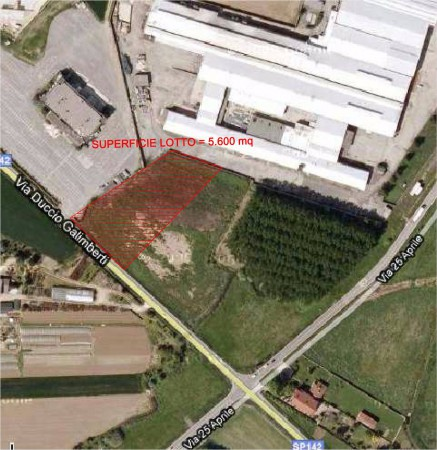 Vendesi terreno edificabile TERZIARIO/commerciale, turistico ricettivo, artigianale produttivo e ind Rif.9946936