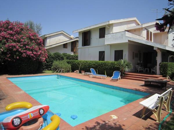 Villa in vendita a Tarquinia, 6 locali, prezzo € 550.000 | Cambio Casa.it