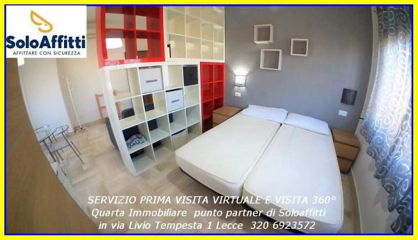 Appartamento in Affitto a Lecce Semicentro: 1 locali, 40 mq