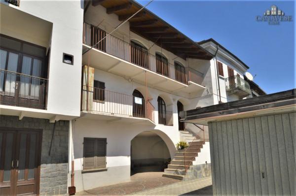 Casa indipendente in Vendita a Rueglio Centro: 5 locali, 200 mq