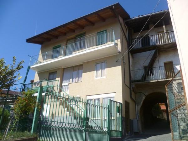 Casa indipendente in Vendita a Lugnacco Centro: 5 locali, 100 mq