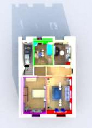 Appartamento in vendita a Torino, 4 locali, zona Zona: 10 . Aurora, Valdocco, prezzo € 79.000 | Cambiocasa.it