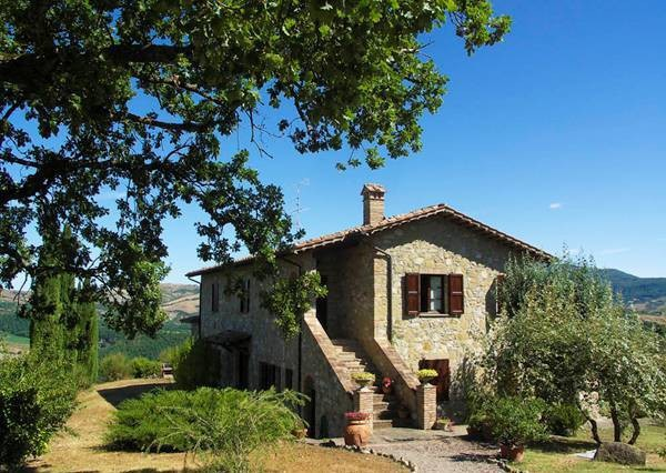 Rustico in Vendita a San Casciano Dei Bagni Periferia: 5 locali, 325 mq