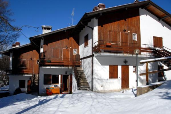 Alpe del Nevegal - Villa Elisabetta - Trilocale completamente ristrutturato con ampio scoperto priva