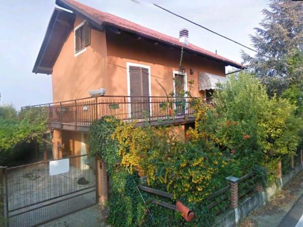Villa in vendita a Montiglio Monferrato, 3 locali, prezzo € 55.000 | Cambio Casa.it