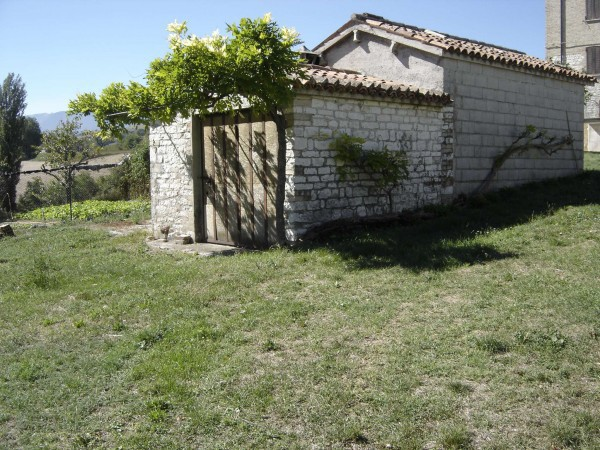 Villa-Villetta Vendita Sassoferrato