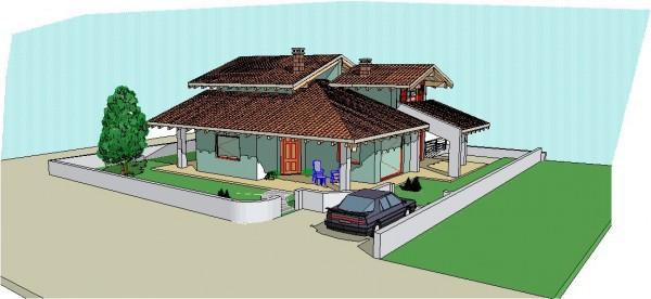 Villa in vendita a Cervasca, 5 locali, prezzo € 300.000 | Cambio Casa.it