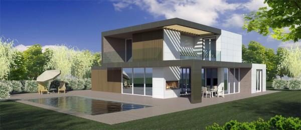 Villa in vendita a Guanzate, 6 locali, Trattative riservate | Cambio Casa.it
