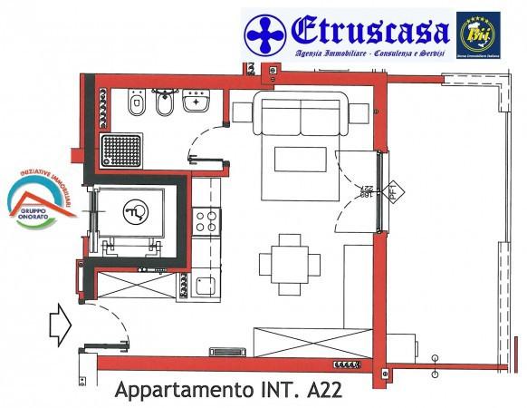 Bilocale Tarquinia Vicolo Delle Pietrare 1