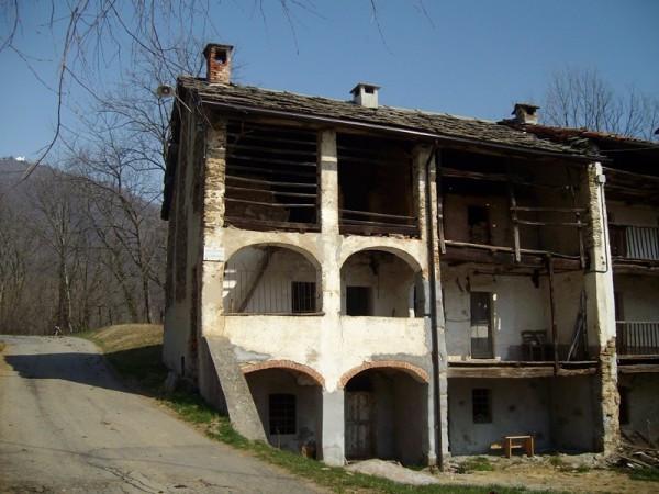 Rustico in Vendita a Borgiallo Periferia: 5 locali, 150 mq