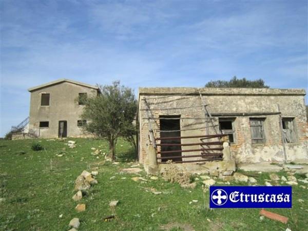 Rustico/Casale/Masseria in vendita a Civitavecchia in Via Claudia Braccianese