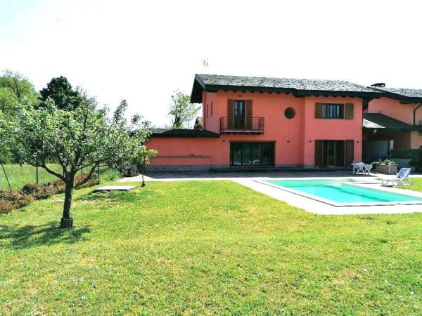 Villa in vendita a Miradolo Terme, 3 locali, prezzo € 360.000 | Cambio Casa.it