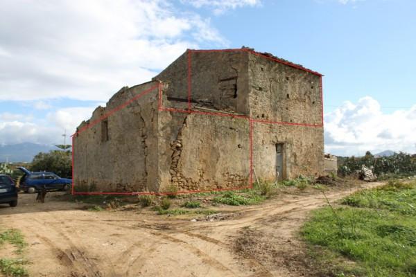 Rustico / Casale in vendita a Balestrate, 2 locali, prezzo € 30.000 | Cambio Casa.it