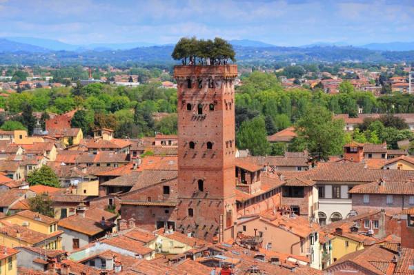 Bilocale Lucca Via Micheli Rosi 10