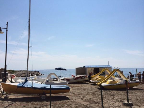 Bilocale San Lorenzo al Mare Via Aurelia 8