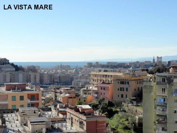 Bilocale Genova Via Gian Battista Gaulli 4