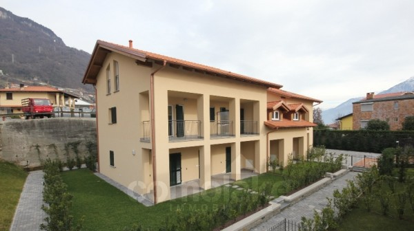 Bilocale Gravedona ed Uniti Via Trento 9