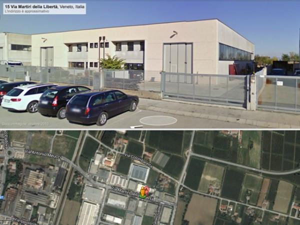 Magazzino in affitto a camposampiero centro 1 locali 260 for Buone domande per chiedere a un costruttore di casa