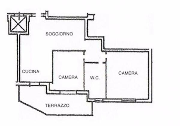 Appartamento in vendita a Spoltore, 4 locali, prezzo € 100.000 | Cambio Casa.it