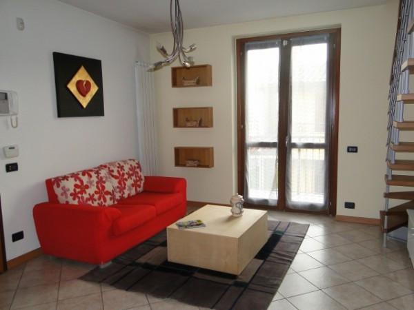 Appartamento in vendita a Osio Sotto, 3 locali, prezzo € 139.000 | Cambiocasa.it