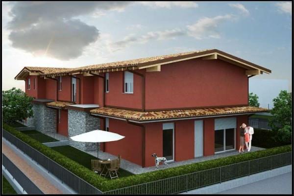 Villa a Schiera in vendita a Osio Sotto, 5 locali, prezzo € 295.000 | Cambiocasa.it