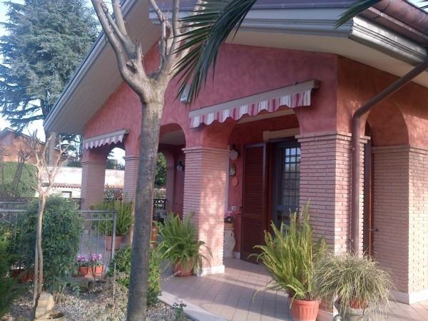 Villa in vendita a San Cesareo, 5 locali, prezzo € 452.000 | Cambio Casa.it